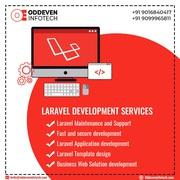 Laravel Development Services in India