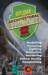 Diploma in Architectural and Animation Visualization – Online Course