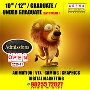 Visual Effects for films,  VFX Film Making college in Vadodara