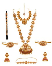 Get Exclusive Collection of Bridal Necklace Set for Women.