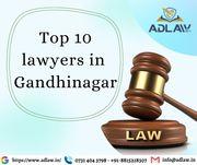 Top 10 lawyers in Gandhinagar