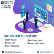 Best SEO Service Provider Company – OddevenInfotech