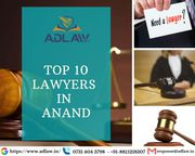 Top 10 Lawyers in Anand