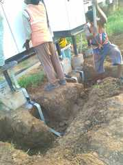 Earthing Work for the Industries