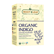 Buy Organic Indigo leaf Powder Online- Root2Leaf Indigo Leaves powder