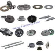 Gear Box Spare Parts for Stenter Machine