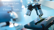Early and Late Phase Clinical Trials Services