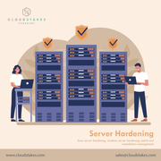 Professional Server Hardening & Security Services India