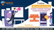 Voice Broadcast Solutions