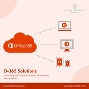 Microsoft Office 365 setup & consultation services India
