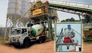 Top-Quality,  Efficient Concrete Batching Plants