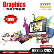 Graphics Design  literacy Program in just Rs. 999