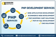 Best PHP Development services in India