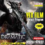Vfx Film Making  literacy Program in just Rs. 999 - Arena Anand