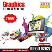 Graphics  literacy Program in just Rs. 999 - Arena Anand