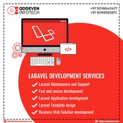 Outstanding Laravel Development Services in India   Oddeven Infotech
