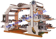 Tyre Cord,  Textile,  Paper,  Flexible Packaging Machinery Manufacturer |
