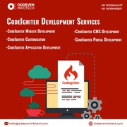 Exceptional CodeIgniter Development Services in India