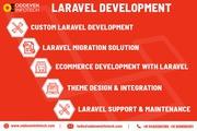 Impressive Laravel Development Services in India | Oddeven Infotech