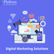 Best Digital Marketing Solutions Company in India | Plethora IT & HR S