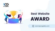 Best website award: The Best award for web designers