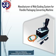 Manufacturer of Web Guiding System