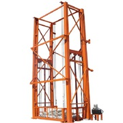 Hydraulic Double Mask Goods Lift Manufacturers in Ahmedabad