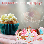 Best Cupcakes for Birthday Online | Cake Shop in Dubai